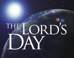lord's day image